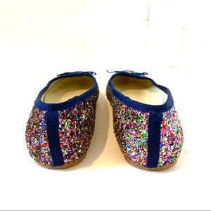 Crewcuts Shoes - Crewcuts Sparkling Holiday ballet flat kids shoes